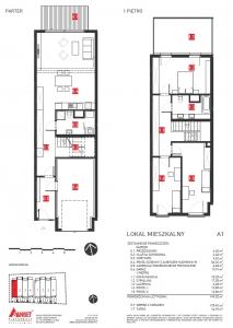 Mieszkanie nr. A1