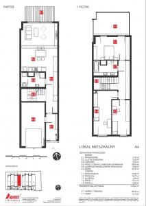 Mieszkanie nr. A4