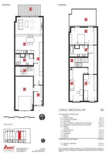 Mieszkanie nr. B2