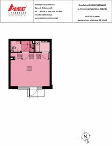 Mieszkanie nr. B2L3