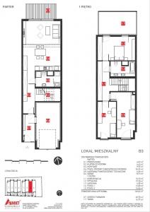 Mieszkanie nr. B3