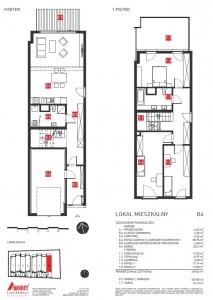 Mieszkanie nr. B4