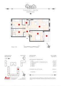 Mieszkanie nr. C-K11-2-M2