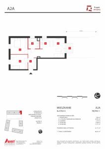 Mieszkanie nr. A2A