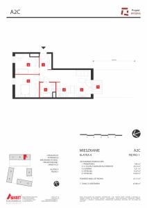 Mieszkanie nr. A2C