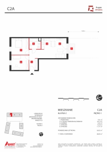 Mieszkanie nr. C2A