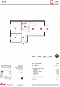 Mieszkanie nr. D2A