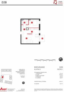 Mieszkanie nr. D2B