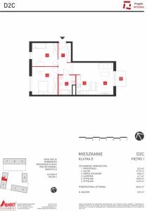 Mieszkanie nr. D2C