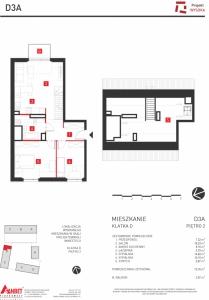Mieszkanie nr. D3A
