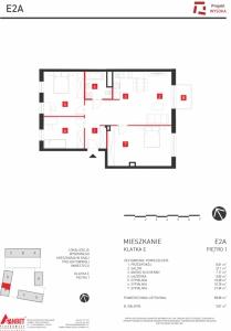 Mieszkanie nr. E2A