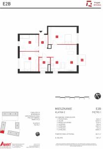 Mieszkanie nr. E2B