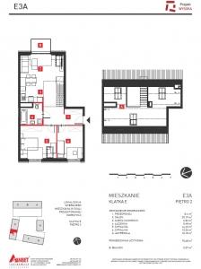 Mieszkanie nr. E3A