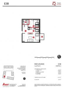 Mieszkanie nr. E3B