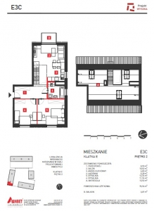 Mieszkanie nr. E3C