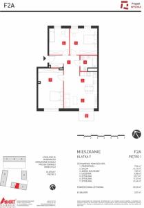 Mieszkanie nr. F2A