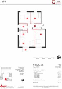 Mieszkanie nr. F2B