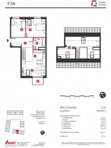 Mieszkanie nr. F3A