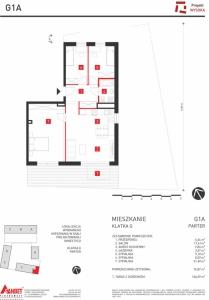Mieszkanie nr. G1A