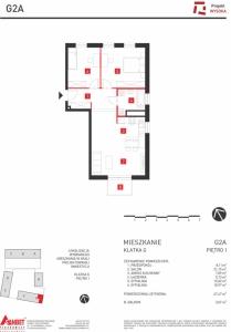Mieszkanie nr. G2A