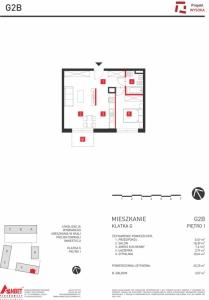 Mieszkanie nr. G2B