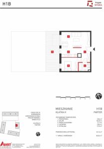 Mieszkanie nr. H1B
