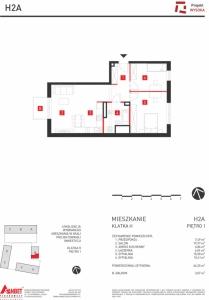 Mieszkanie nr. H2A
