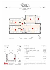 Mieszkanie nr. C-K10-2-M1