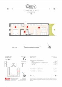 Mieszkanie nr. C-K11-0-M1