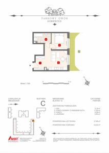 Mieszkanie nr. C-K12-0-M2
