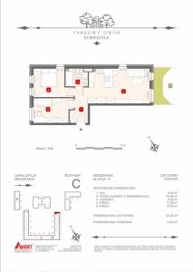 Mieszkanie nr. C-K12-0-M3