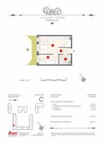 Mieszkanie nr. C-K4-0-M2