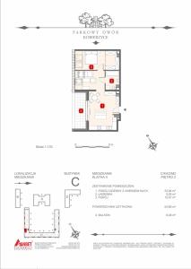 Mieszkanie nr. C-K4-2-M2