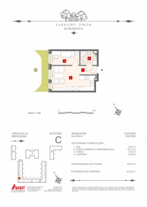 Mieszkanie nr. C-K4-0-M3