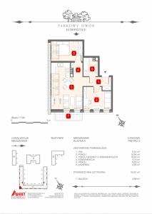 Mieszkanie nr. C-K4-2-M3