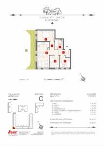 Mieszkanie nr. C-K4-0-M4