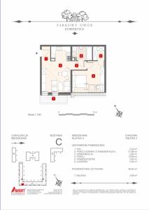 Mieszkanie nr. C-K4-2-M4