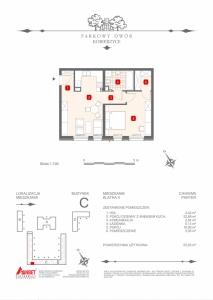 Mieszkanie nr. C-K4-0-M5