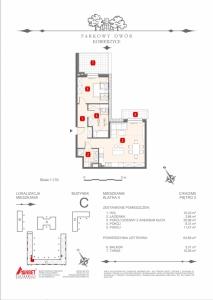 Mieszkanie nr. C-K4-2-M5