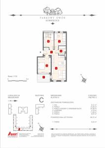 Mieszkanie nr. C-K5-2-M1