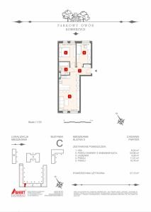 Mieszkanie nr. C-K5-0-M3