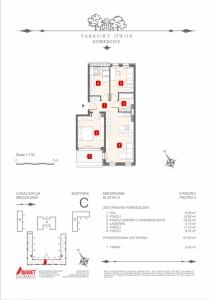 Mieszkanie nr. C-K6-2-M1
