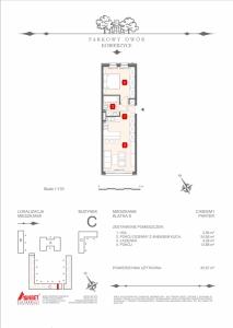 Mieszkanie nr. C-K8-0-M1