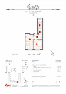 Mieszkanie nr. C-K8-0-M2