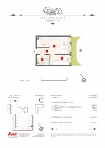 Mieszkanie nr. C-K9-0-M2