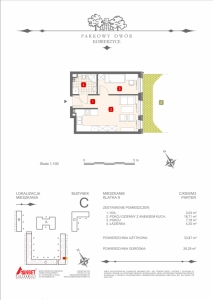 Mieszkanie nr. C-K9-0-M3