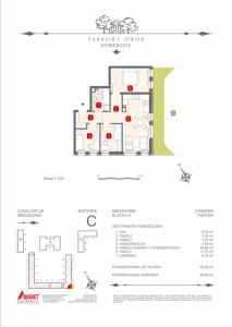 Mieszkanie nr. C-K9-0-M4