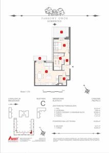 Mieszkanie nr. C-K9-2-M5