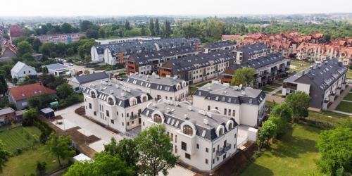 Ostatnie gotowe mieszkanie w Rezydencjach na Tatarskiej!